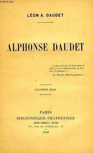 Alphonse Daudet: Daudet Léon A