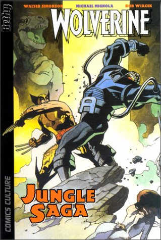 9782912320070: Wolverine, tome 1 : Jungle saga