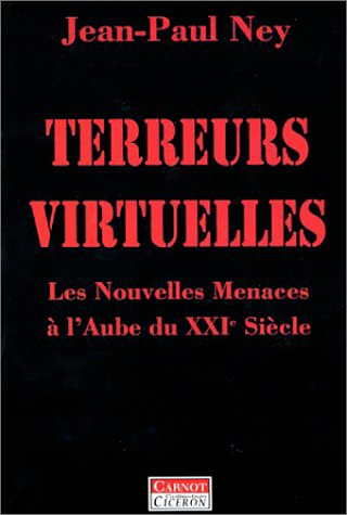 9782912362421: Terreurs Virtuelles