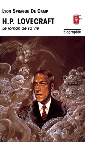 """hp lovecraft ; le roman de sa vie"" (2912400295) by [???]"