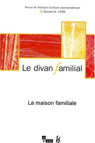 9782912404275: Divan familial, maison..., num�ro 3