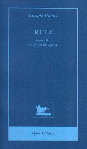 9782912517074: Ritz: A Story That Outshines the Legend