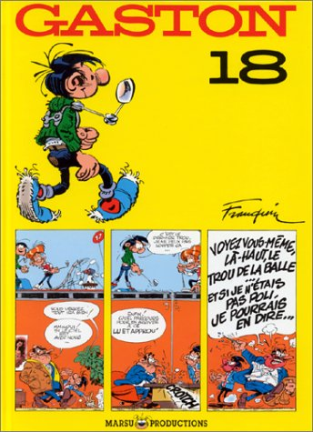 Gaston, tome 18 (French Edition)