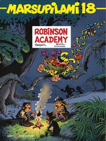 9782912536631: Marsupilami #18: Robinson Academy (Marsupilami)
