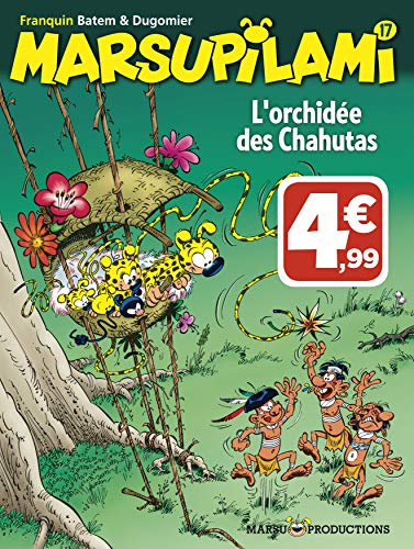 9782912536761: Marsupilami, Tome 17 (French Edition)