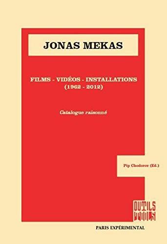9782912539441: Jonas Mekas : Films, vidéos, installations (1962-2012)