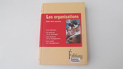 9782912601056: Les organisations : Etats des savoirs