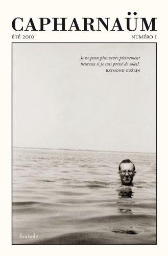 9782912667823: Capharnaüm, N° 1, Eté 2010 (French Edition)