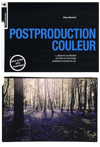 9782912679758: Postproduction couleur