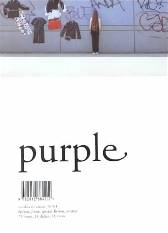 Purple: Number 6, Winter '00 '01