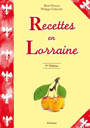 9782912690234: Recettes en Lorraine (French Edition)