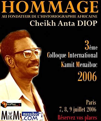 9782912717351: Hommage du Cameroun au Professeur Cheikh Anta Diop