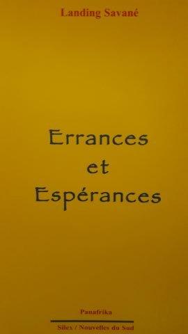 9782912724151: Errances et espérances