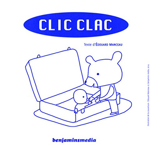 9782912754820: Clic Clac (+CD +BRAILLE)