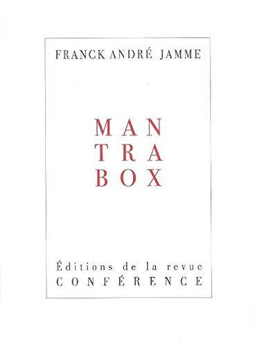9782912771391: Mantra Box