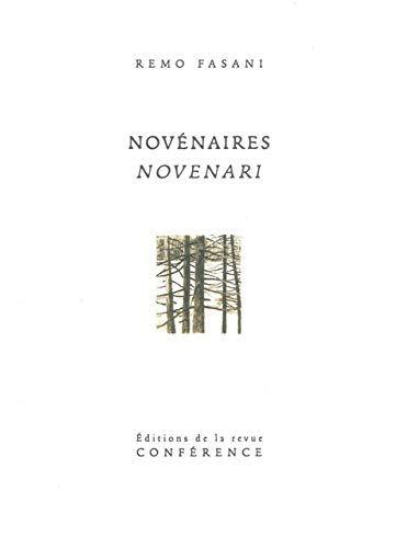 9782912771452: Novénaires (French Edition)