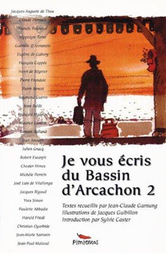 9782912789273: Je vous écrit d'Arcachon (French Edition)