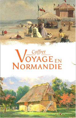 9782912789518: Voyage en Normandie Coffret 2 volumes