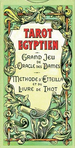 Tarot Egyptien, Grand Jeu de Oracle des