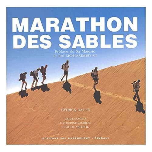 9782912838087: Le Marathon des Sables