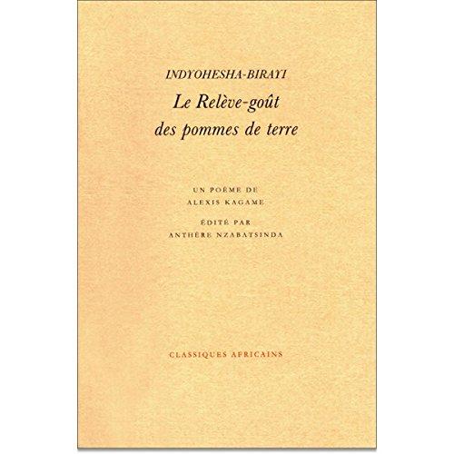 9782912839268 Le Relève Goût Des Pommes De Terre Poème D