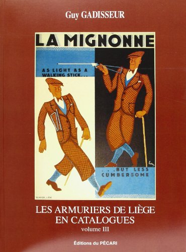 9782912848826: Armuriers de Liège Volume III