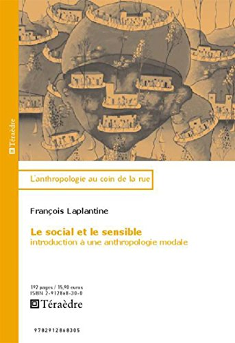 9782912868305: Social et le sensible (Le)