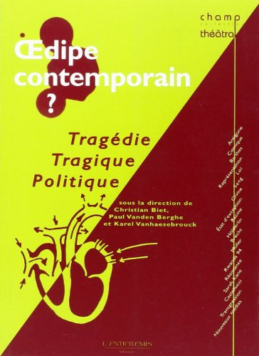 oedipe contemporain: Collectif