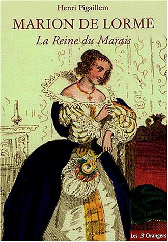9782912883308: Marion de Lorme, la Reine du Marais