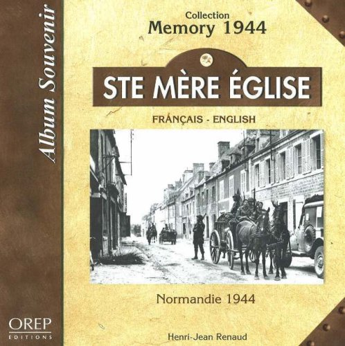 9782912925879: SAINTE ME'RE E'GLISE: Normandy 1944 (Memory 44)