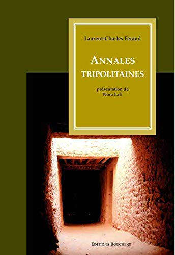 9782912946874: annales tripolitaines