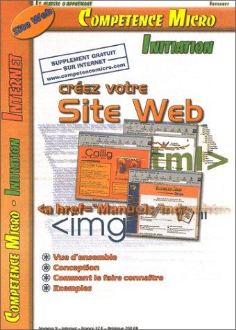 9782912954176: Construisez votre site web