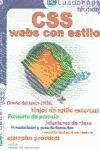 9782912954893: Css: webs con estilo (PC Cuadernos)