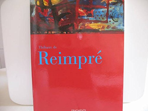 9782912964175: Thibaut de Reimpré