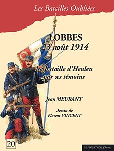 9782912994509: Lobbes, 23 Aout 1914