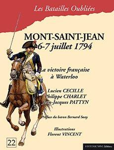 9782912994554: Mont-Saint-Jean, Juillet 1794