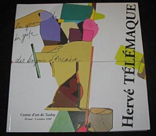 9782912997012: Herve Telemaque, Des Modes Et Travaux, 1959-1999