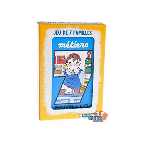9782913033238: Jeu de 42 cartes : 7 Familles