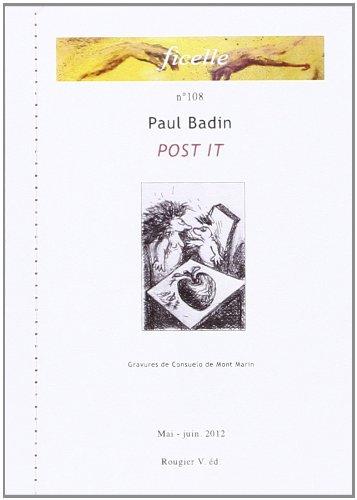 Ficelle N 108 - Post It -: Paul Badin