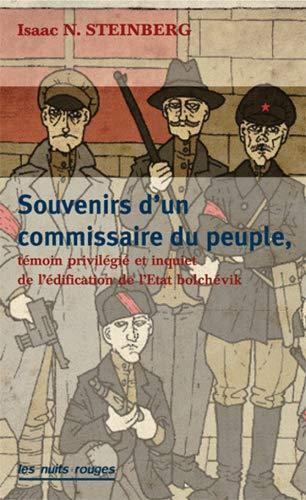 9782913112575: Souvenirs d'un commissaire du peuple