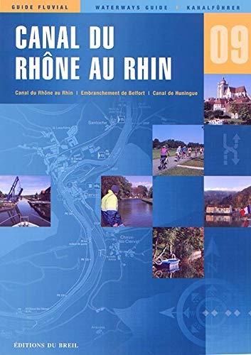 9782913120358: CANAL DU RHONE AU RHIN