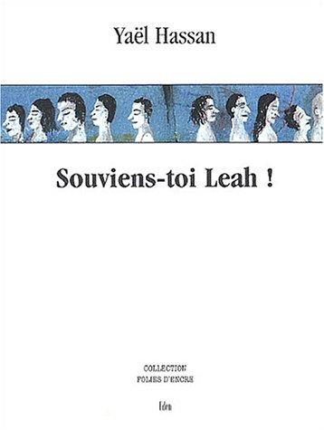 9782913245983: Souviens-toi, Leah !