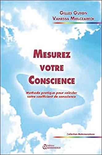 9782913281882: Mesurez votre conscience