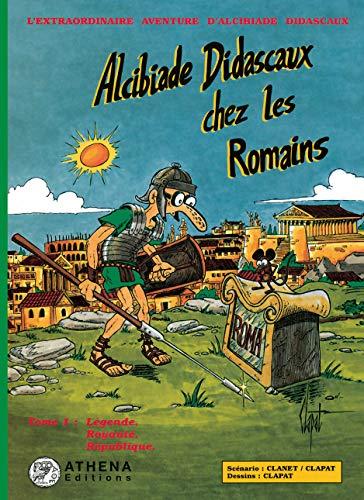 9782913314153: Didascaux Chez les Romains 1