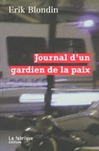 9782913372191: Journal d'un gardien de la paix