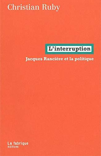 Interruption (L'): Ruby, Christian