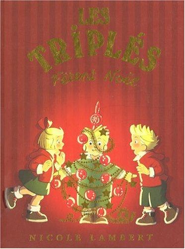 9782913389427: Les Triplés fêtent Noël