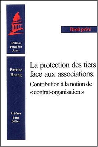 Protection des tiers face aux associations: Hoang, Patrice