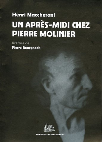 9782913406186: Un apr�s-midi chez Pierre Molinier