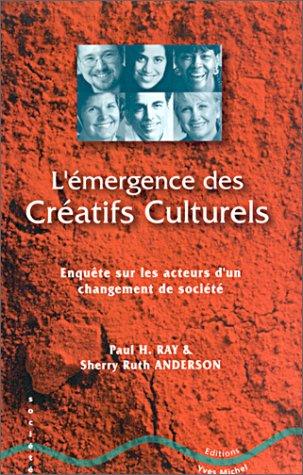 9782913492103: Emergence des creatifs culturels (French Edition)